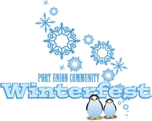 PortUnion Winterfest Logo