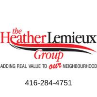 Heather Lemieux  Sponsors